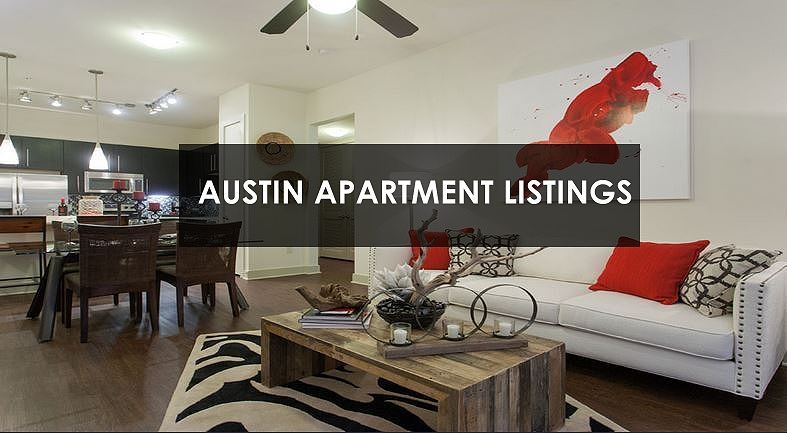 Austin TX Apartments For Rent  Apartment Listings in Austin  BAD